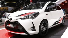 Toyota Yaris GRMN : la nouvelle Yaris passe au sport à Genève