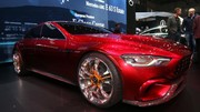 Mercedes AMG GT Concept : chasseuse de Panamera