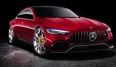 Mercedes-AMG : une GT Concept dévoilée au Salon de l'Automobile de Genève