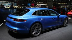 Porsche Panamera Sport Turismo : 5 places