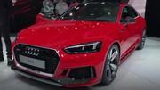 Audi RS5 Coupé : cette nouvelle sportive allemande été dévoilée à Genève