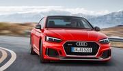 Nouvelle Audi RS5 Coupé