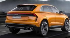 Audi Q8 Sport : le futur SQ8 en filigrane