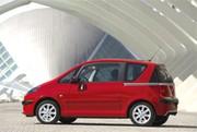 Essai Peugeot 1007 1.6 HDi FAP bvm5 - 110cv16V