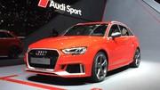 Audi RS 3 Sportback: 400 ch!