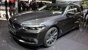 Prix BMW Série 5 Touring (2017) : 2 600 € de plus pour le break