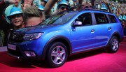 Dacia Logan MCV Stepway : break de look