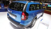 Dacia prend place avec sa Logan MCV
