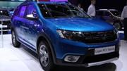 Dacia Logan MCV Stepway : à l'aventure