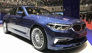 BlogBMW rencontre l'Alpina B5 Biturbo