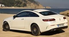 Essai Mercedes Classe E Coupé 2017 : L'élément statutaire