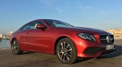 Essai Mercedes Classe E Coupé : enfin digne de son standing