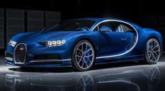 Bugatti exposera une Chiron « Bleu Royal » inédite au Salon de Genève 2017