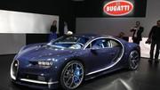 Bugatti Chiron : une nouvelle teinte « Bleu Royale » dévoilée à Genève