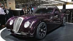 Eadon Green Black Cuillin : Ambiance vintage et V12