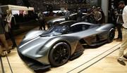 Aston Martin AM-RB 001 : La Valkyrie entame sa chevauchée