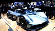 Aston Martin Valkyrie, une guerrière qui donne la mort ?