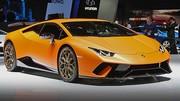 Lamborghini Huracan Performante : elle est enfin dévoilée officiellement à Genève