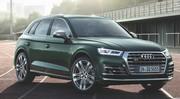 Audi SQ5 TFSI : pour un SUV, il pousse fort !