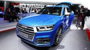 Audi S Q5: plaisir d'essence