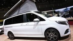 Mercedes Classe V Marco Polo Horizon : un camping-car au régime