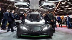 Airbus Pop.Up : une voiture autonome volante à Genève