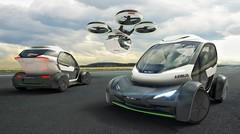 A Genève, la vraie star c'est Airbus et sa voiture volante