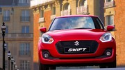 Nouvelle Suzuki Swift : légère et hybride !