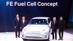 800 km d'autonomie pour la Hyundai à hydrogène