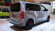Citroën SpaceTourer 4x4 Ë Concept : l'appel des pistes enneigées