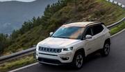 Premier prix sous les 25 000 € pour le nouveau Jeep Compass