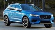 Le Volvo XC60 2017 se dévoile enfin