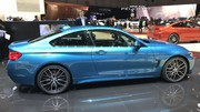 BMW Série 4 restylée : le plein de photos maison