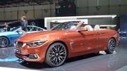 BMW Série 4 restylée : coup de pinceau