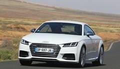 Essai Audi TTS coupé TFSI 310 Quattro : Le TT en tenue de s...port