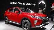 Mitsubishi Eclipse Cross : première apparition à Genève