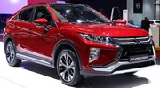 Mitsubishi Eclipse Cross : de l'audace