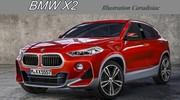X2 : un nouveau SUV sportif pour BMW