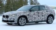 Le BMW X2 s'éclate dans le Cercle Arctique