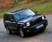 Essai Jeep Patriot 2.0 CRD Limited : Un Compass viril