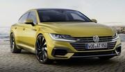 Volkswagen Arteon : la remplaçante de la CC dévoilée pour la première fois à Genève