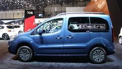 Peugeot Partner électrique