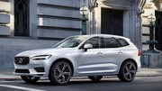 Volvo XC60 2 2017 : gamme et tarifs