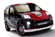 Peugeot Bipper Beep Beep : Roaw !