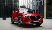 Mazda CX-5 : Plus agressif que jamais !