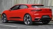 Jaguar I-Pace : le premier design électrique