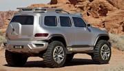 Mercedes : un futur GLB au look de mini Classe G