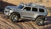 Mercedes GLB : un petit Classe G en préparation chez Mercedes ?