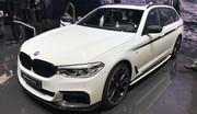 La BMW Série 5 Touring en mode M Performance