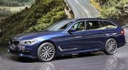 BMW Série 5 Touring 2017 : L'argus déjà à bord !